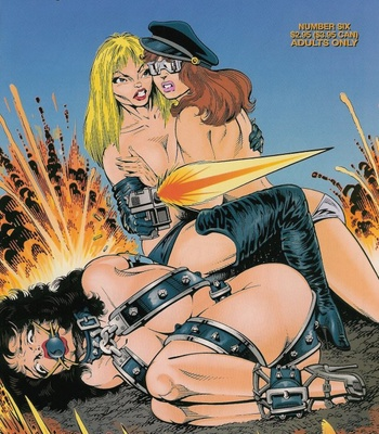 Porn Comics - Bondage Girls At War 6 – Deadly Betrayal
