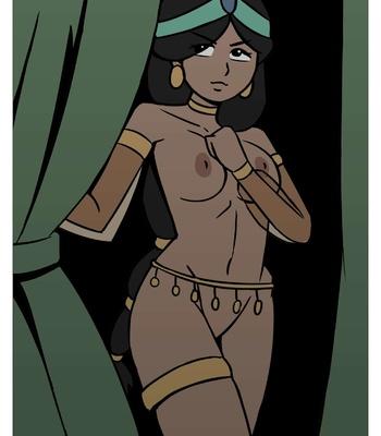 Porn Comics - Princess Duty