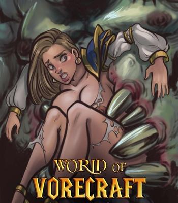 Porn Comics - World of Vorecraft – Jaina Proudmoore