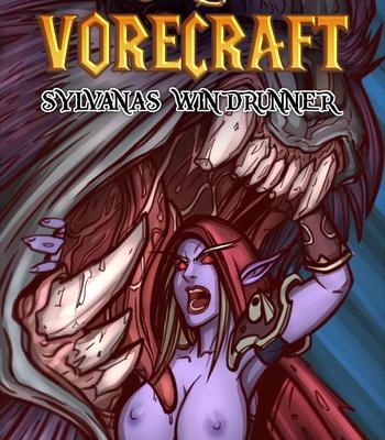 Porn Comics - World of Vorecraft – Sylvanas Windrunner