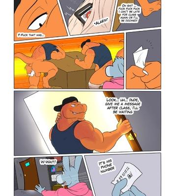 An Unusual Intimidation 1 comic porn sex 032