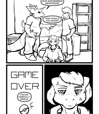 Porn Comics - Nidoqueened