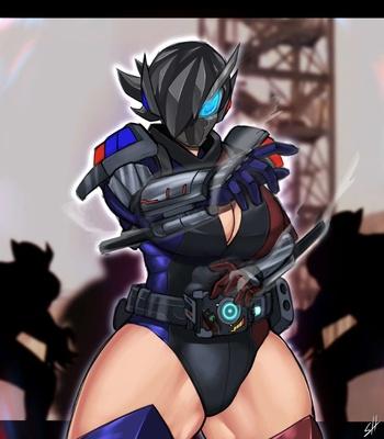 Porn Comics - Parody: Kamen Rider