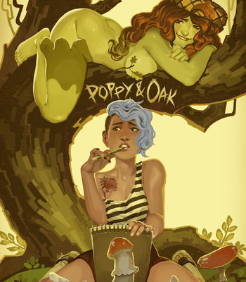 Porn Comics - Poppy & Oak