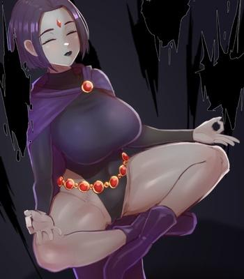 Porn Comics - Raven Thinking With Portals