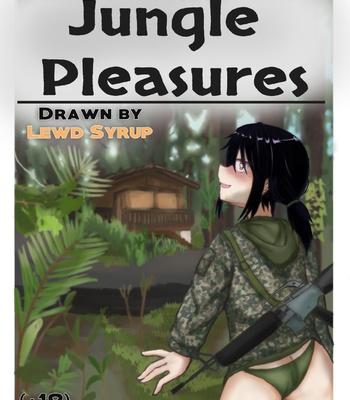 Porn Comics - Jungle Pleasures