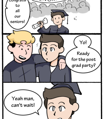 Porn Comics - Incest Graduation Day