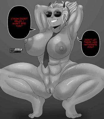 Porn Comics - Helltaker's Demons