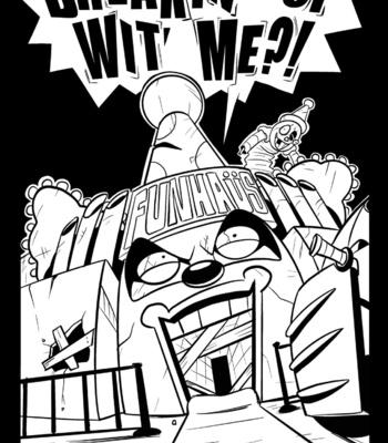 Porn Comics - Nightwing x Harley Quinn