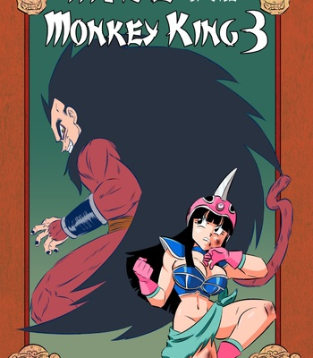 Porn Comics - Mate Of The Monkey King 3
