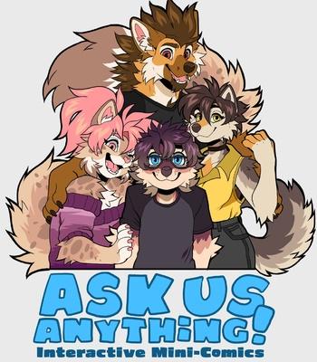 Porn Comics - Ask Us Anything!