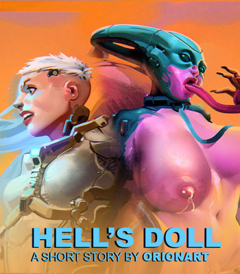 Porn Comics - Hell's Doll