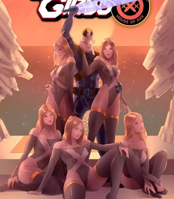 Porn Comics - House Of XXX – Cable's Girls 2