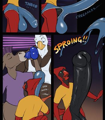 Happy Birdday comic porn sex 020
