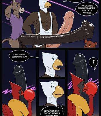 Happy Birdday comic porn sex 023