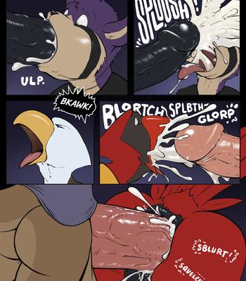 Happy Birdday comic porn sex 030