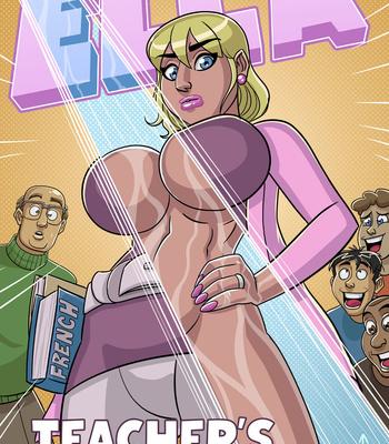 Ella 1 – Teacher's Secret Shower comic porn thumbnail 001