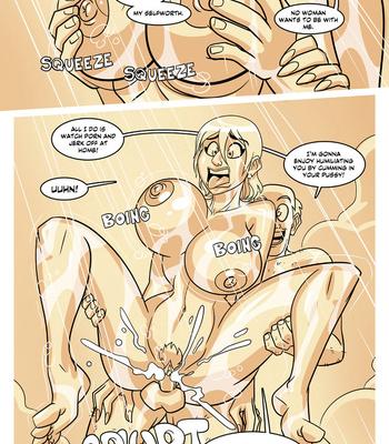 Ella 1 – Teacher's Secret Shower comic porn sex 013