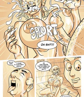Ella 1 – Teacher's Secret Shower comic porn sex 016