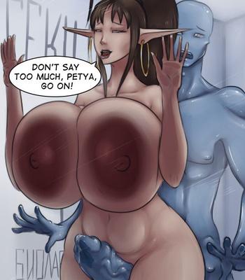 Interesting Experiment comic porn sex 002