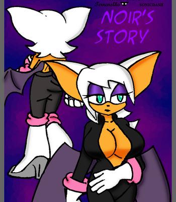 Porn Comics - Noir's Story