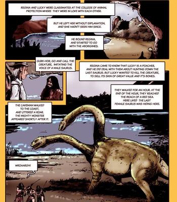 The Last Saurus comic porn sex 015