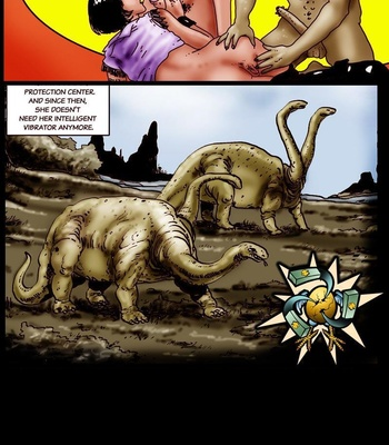 The Last Saurus comic porn sex 026
