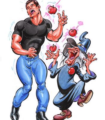 One Bite Of The Apple comic porn sex 003