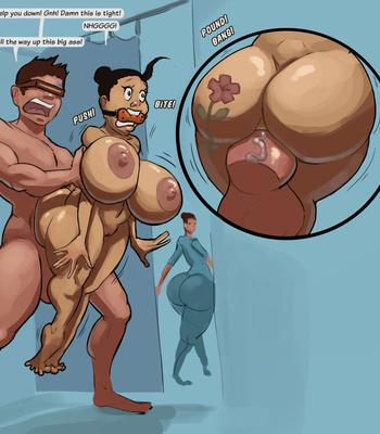 Lin & Ace comic porn sex 005