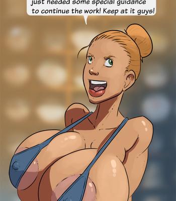 Porn Comics - Ace & Gabriela